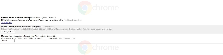 chrome-flags-sayfasi