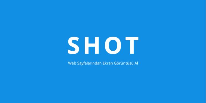 SHOT ekran görüntüsü alıntılama aracı